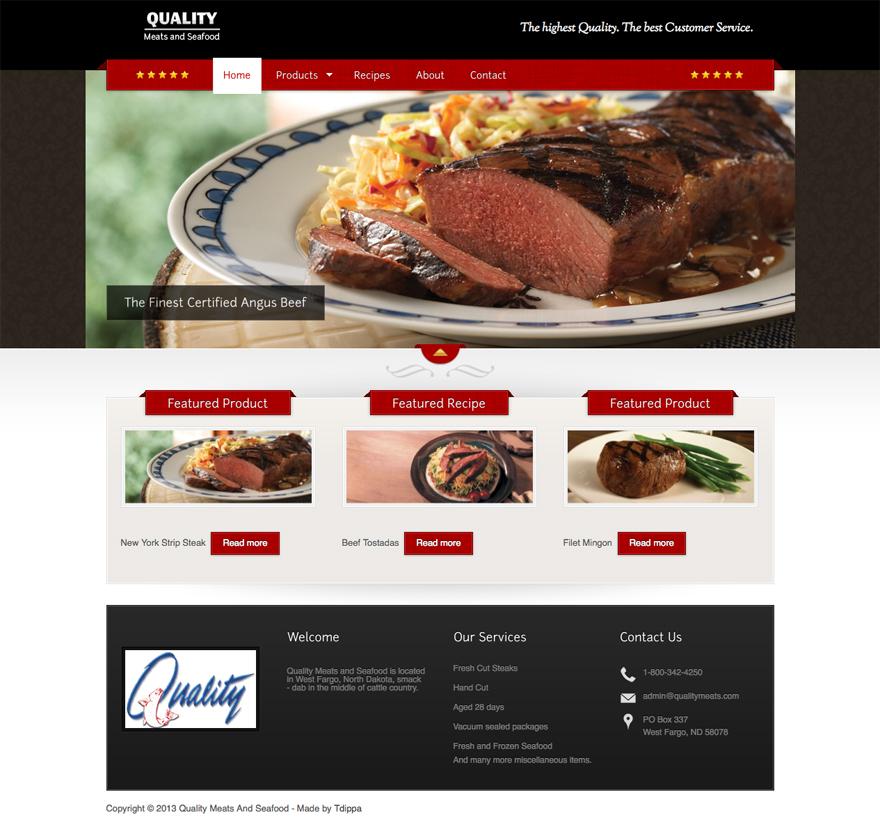 Quality Meats & Seafood